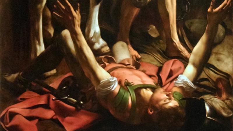 Tiziano e Caravaggio in Peterzano, il roadshow dedicato alla mostra - mentelocale.it